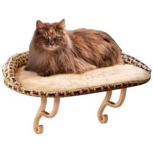 K&H Pet Products Kitty Sill Deluxe