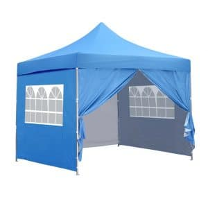 10x10 Ft Outdoor Pop Up Canopy Tent
