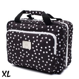 B&C Large Versatile Travel Cosmetic Toiletry Bag