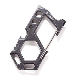 Carabiner Keychain by edcfans