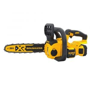 DEWALT DCCS620P1 20V MAX Brushless Cordless Chainsaw
