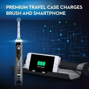 Genius Pro 8000 Rechargeable Toothbrushes by Oral-B