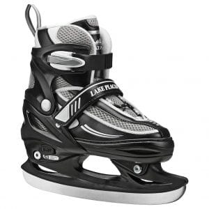 Lake Placid Summit Boys Adjustable Ice Skates