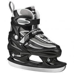 Lake Placid Summit Boys Adjustable Ice Skates