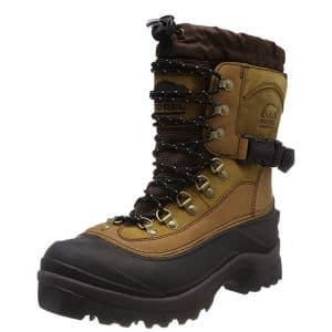 SOREL Men's Conquest Hiking Boots