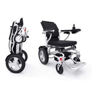 Sentire Med Forza D09 Deluxe Foldable Wheel Chair