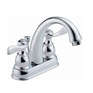Delta Faucet Windemere 2-Handle Bathroom Faucet