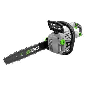 "EGO Power+ CS1600 56V Li-Ion Cordless 16"" Brushless Chain Saw"