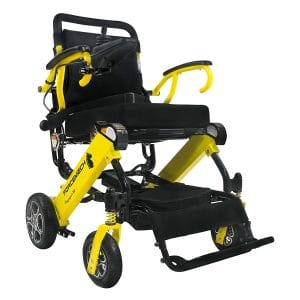 Forcemech Voyager R2- Ultra Portable Folding Power Wheelchair