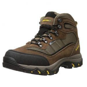 Hi-Tec Men's Skamania Waterproof Hiking Boots