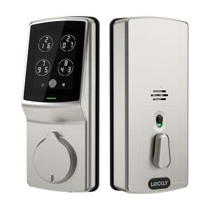 Lockly Bluetooth Keyless Entry Door Smart Lock