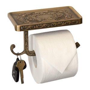Neater Nest Reversible Bathroom Toilet Paper Holder