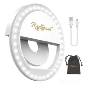 Raphycool Selfie Ring Light