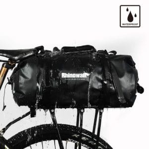 Rhinowalk Waterproof Bike Gym Bag- Professional Cycling Accessories