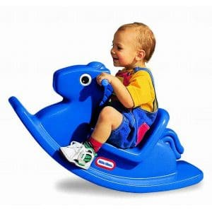 Rocking Horse Blue from Little Tikes