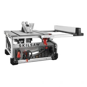 SKILSAW SPT70WT-01 Worm Drive 10 In. Table Saw