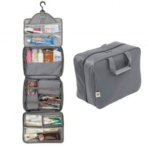 Ballage Large Hanging Toiletry Bag