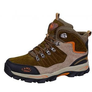CAMEL CROWN Men's Winter Hiking Boots