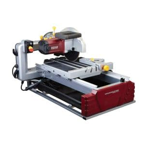 Chicago Pneumatics 2.5 Horsepower 10-inches Industrial Brick/Tile Saw