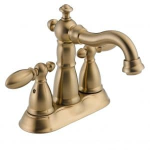 Delta Faucet Victorian 2-Handle Bathroom Faucet