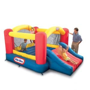 Little Tikes Inflatable Jump Slide Bouncer
