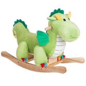 Rocking Dagwood Dragon from Happy Trails