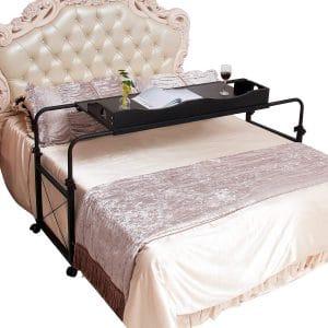 UNICOO - Adjustable Overbed Table