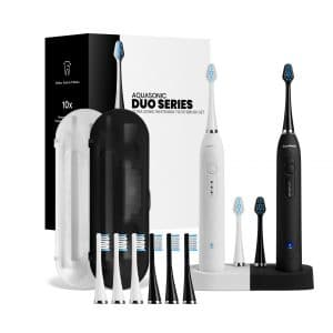 AquaSonic Rechargeable Electric ToothBrushes