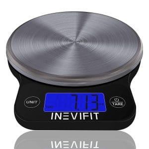 INEVIFIT Multifunction the DIGITAL Food Scale