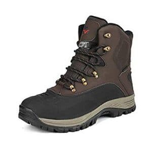 NORTIV 8 Insulated Waterproof Winter Hiking Boots