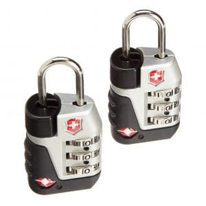 Victorinox Travel Sentry Approved Lock Set