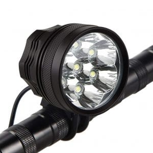 Weihao Bicycle Headlight