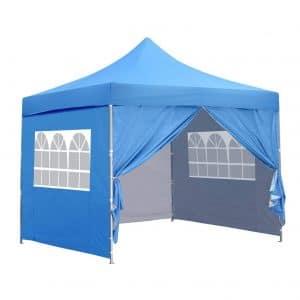 7. 10x10 Ft Outdoor Pop Up Canopy Tent