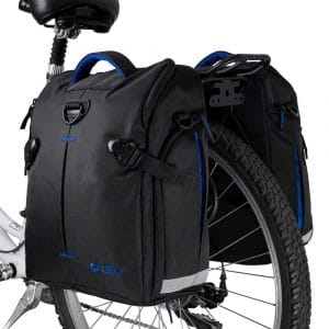 BV Bike Panniers (Pair), 14 L with All Weather Covers