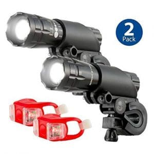 Bright Eyes LED Bike Light