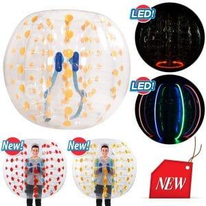 BubbleU24(TM) Inflatable Bumper Soccer Ball