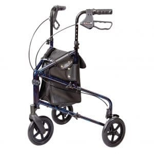 Carex 3 Wheel Walker For Seniors