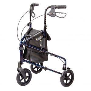 Carex 3 Wheel Walker For Seniors