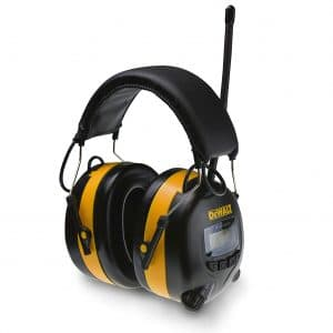 DEWALT Digital Hearing Protector