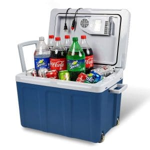 Knox Electric Cooler & Warmer - 48 Quart