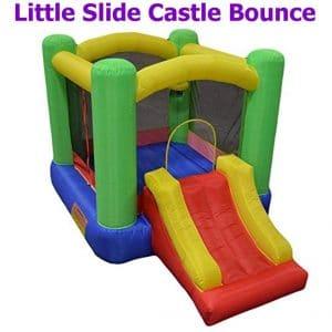 Little Slide Castle Bounce House
