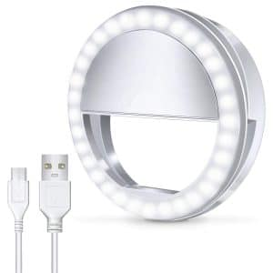 Meifigno Selfie Ring Light