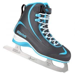 Riedell Skates Recreational Soft Beginner Ice Skates