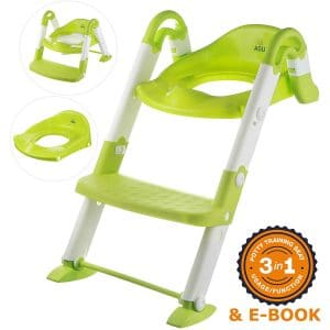 Toilet Ladder Seats by AGU