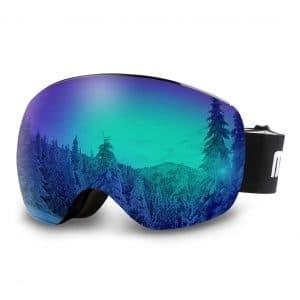 AKASO OTG Ski Goggles