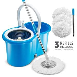 Cleanger 360 Spin Mop & Bucket System