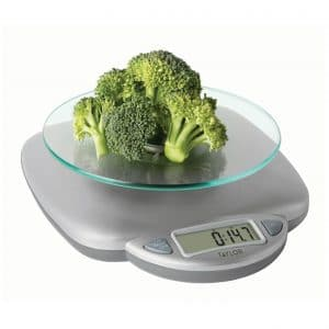 Digital Food Scale from Taylor Precision Products