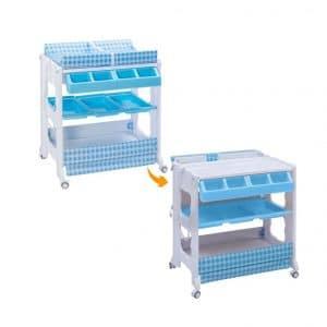 Infant Baby Bath Changing Table