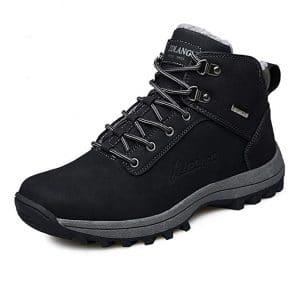 TSIODFO Men's Winter Hiking Boots