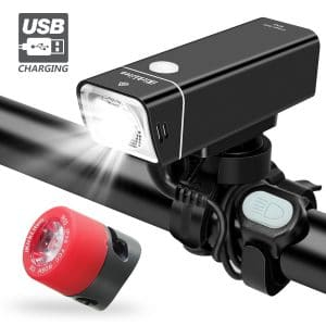 iKirkLiten High Lumens LED Bike Light